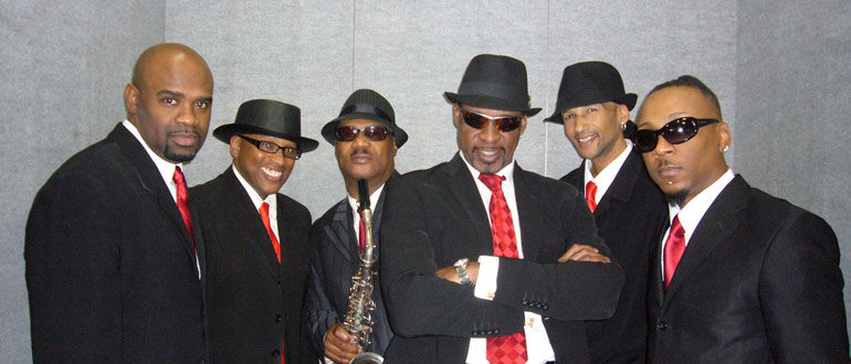 The Dazz Band concert