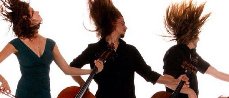 Cello Fury concert