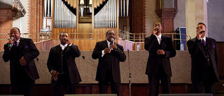 The Northern Kentucky Brotherhood Singers concert