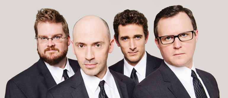 New York Polyphony concert