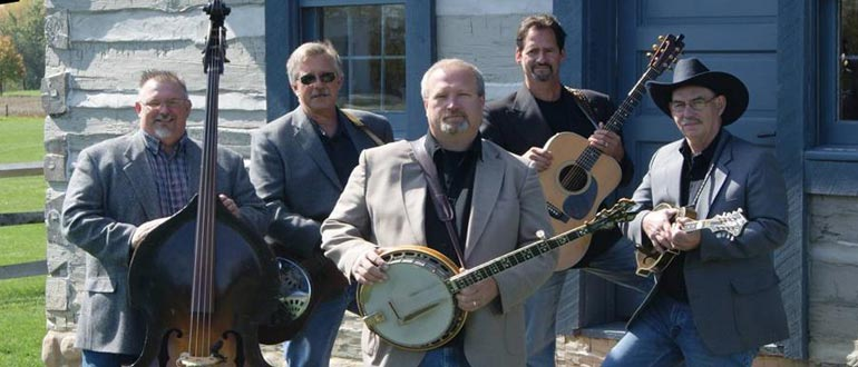 Black Diamond Bluegrass Band