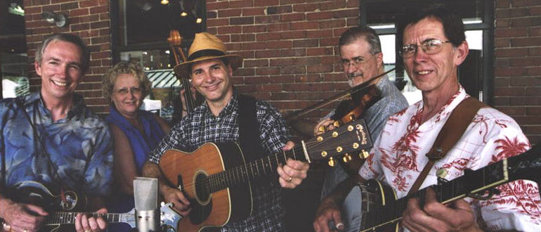 Slate Ridge Bluegrass Band concert