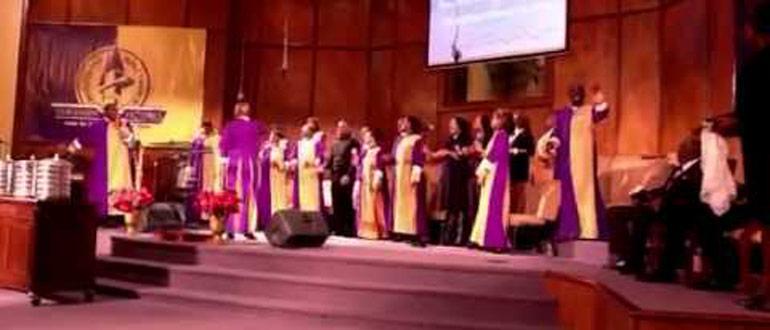 Beulahland Bible Church Mass Choir