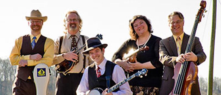 Monroe Crossing Bluegrass concert