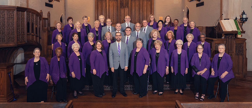 The Wilmington Celebration Choir concert