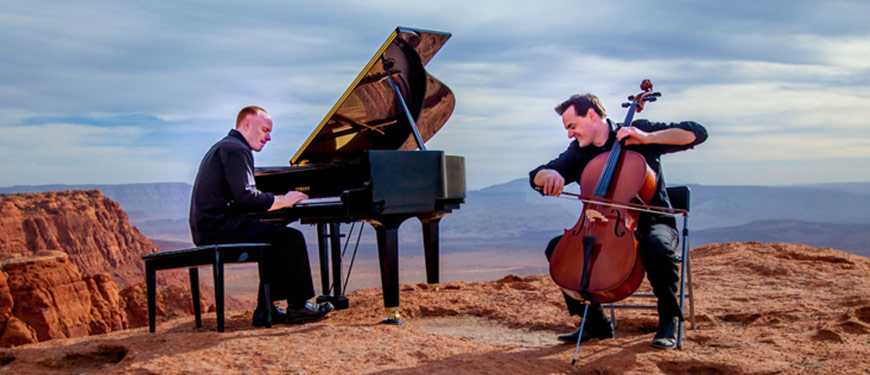 The Piano Guys concert