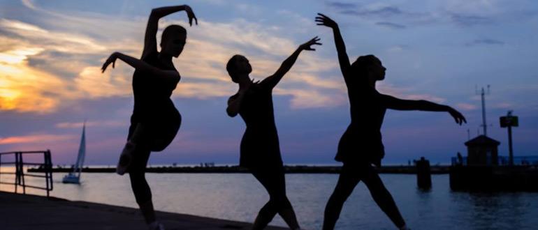 Soli Deo Gloria Ballet concert