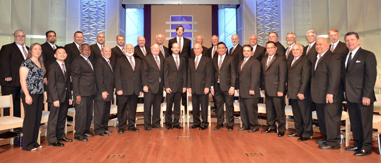 William Chunestudy Men's Chorus