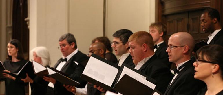 Kentucky Bach Choir concert