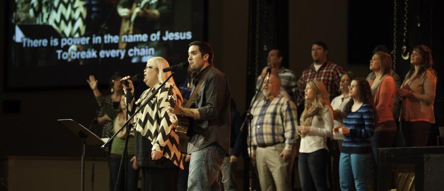 Immanuel Worship Team of Corbin Kentucky