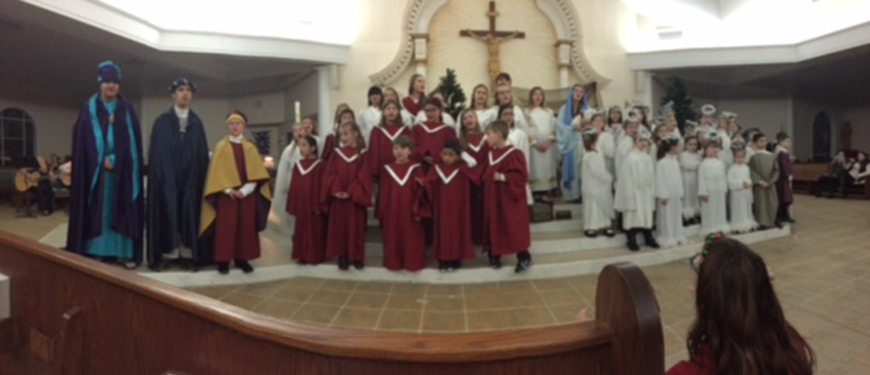 St. Patrick's Youth Choir