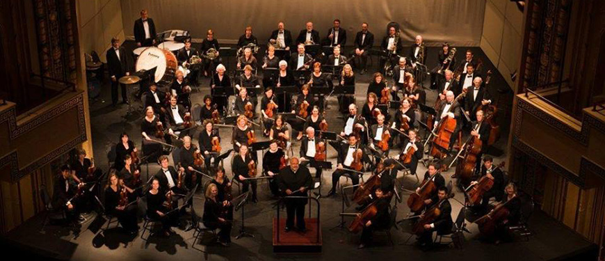 Durham Symphony with Conductor William Curry