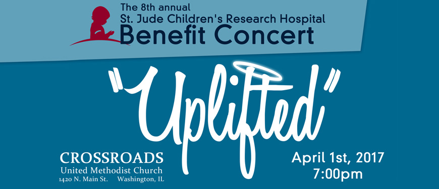"8th Annual ""Uplifted"" Concert"