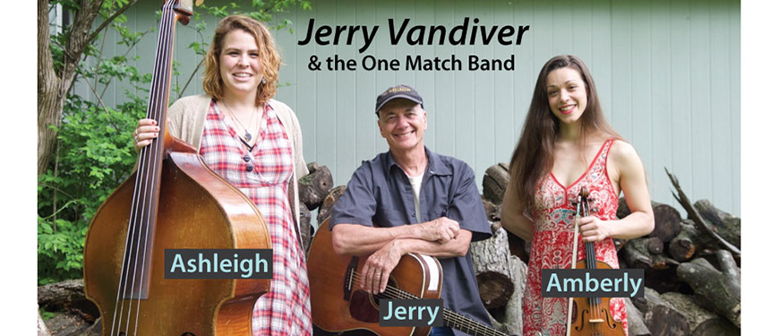 Jerry Vandiver and the One Match Band