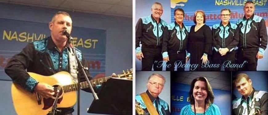 The Dewey Bass Band