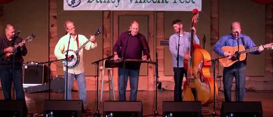 Second Chance Bluegrass
