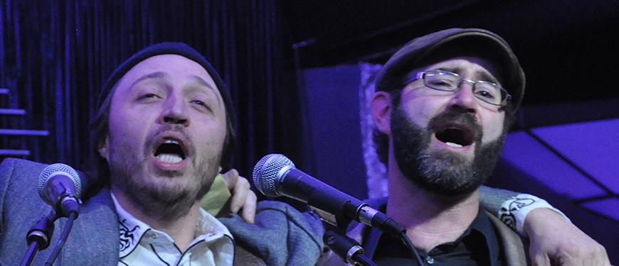 Dan Costello & Jeremiah James
