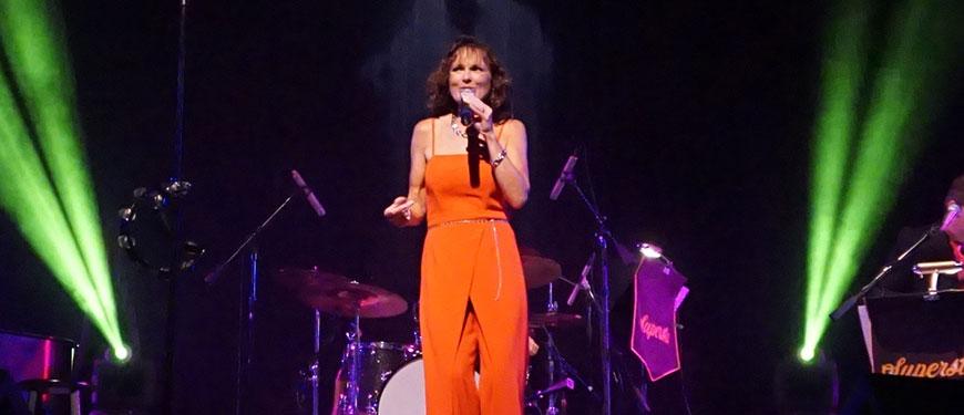 Superstar featuring Helen Welch