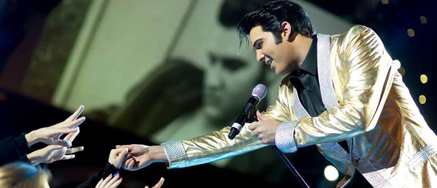 Graceland Elvis: Cody Ray Slaughter