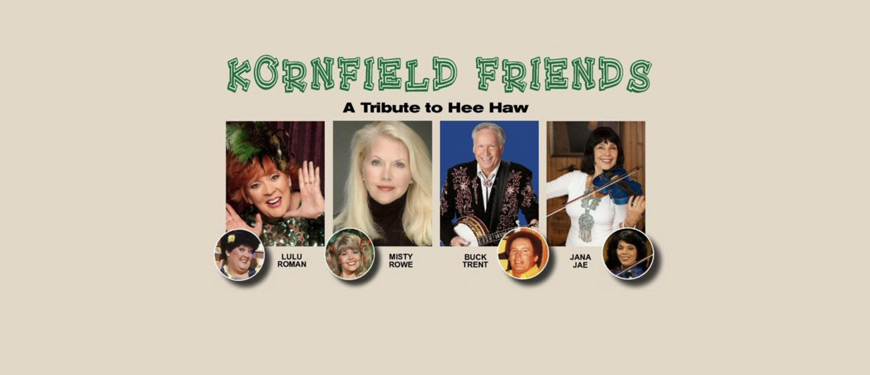 Kornfield Friends: A Tribute to Hee Haw