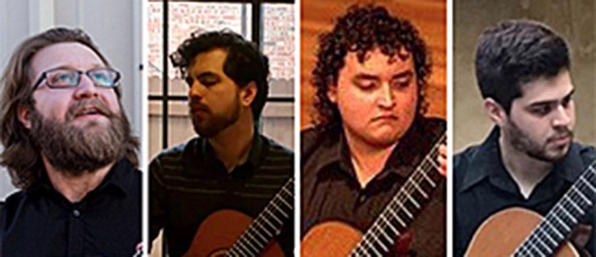 Heritage Guitar Quartet