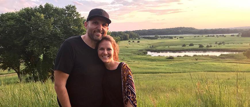 Paul & Brooke Vasilko