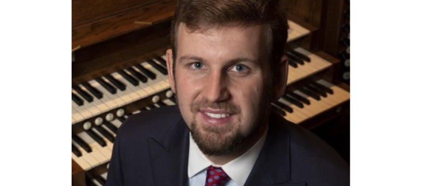 Dexter Kennedy: organist