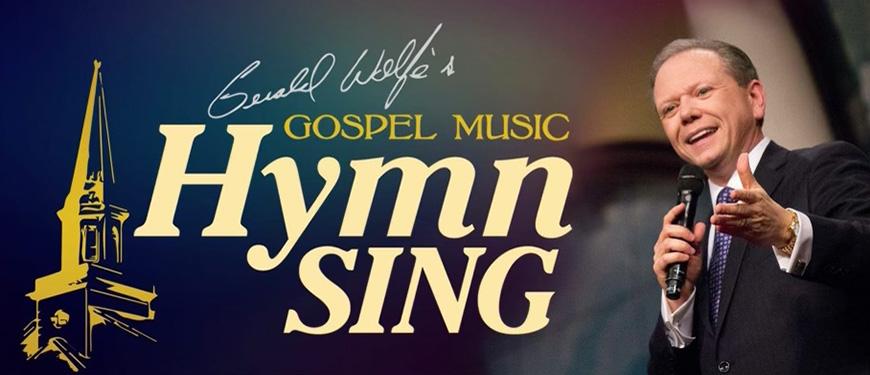Gerald Wolfe's Gospel Music Hymn Sing
