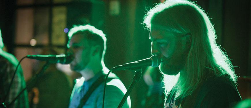 Tony Bakker Band