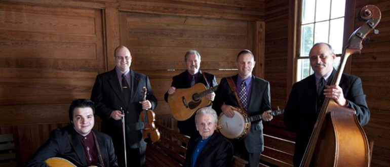Dr. Ralph Stanley & His Clinch Mt. Boys concert