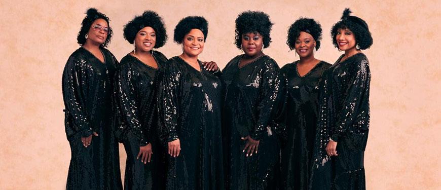 Clark Sisters concert