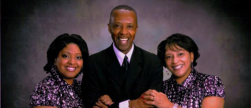 Reggie Sadler Family