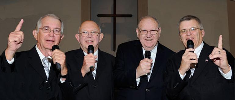 Men of Praise concert
