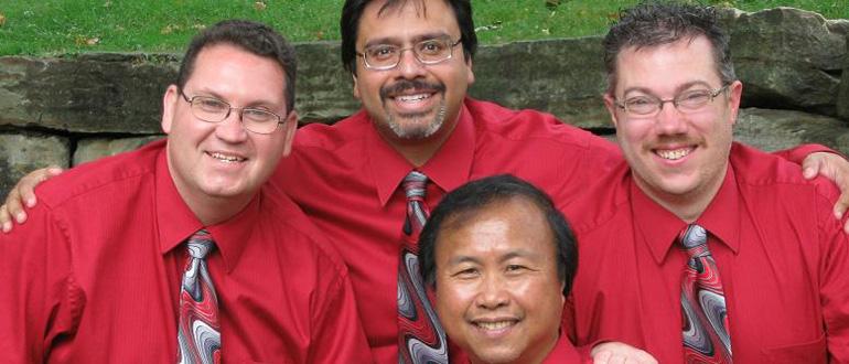 Jericho Road Quartet concert