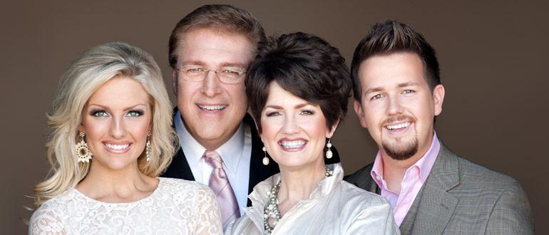 Rick Webb Family concert
