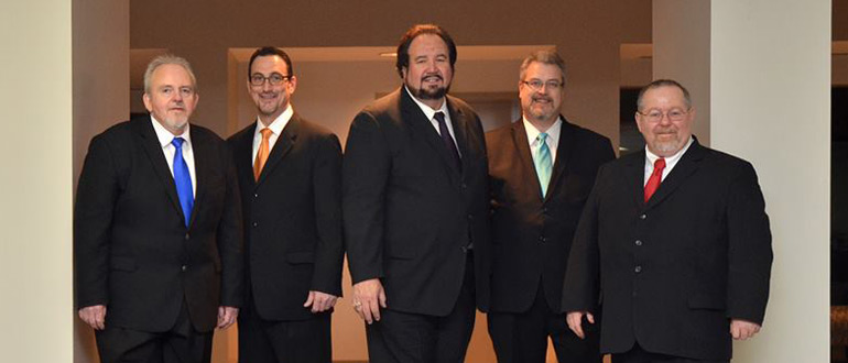 Heritage Quartet concert