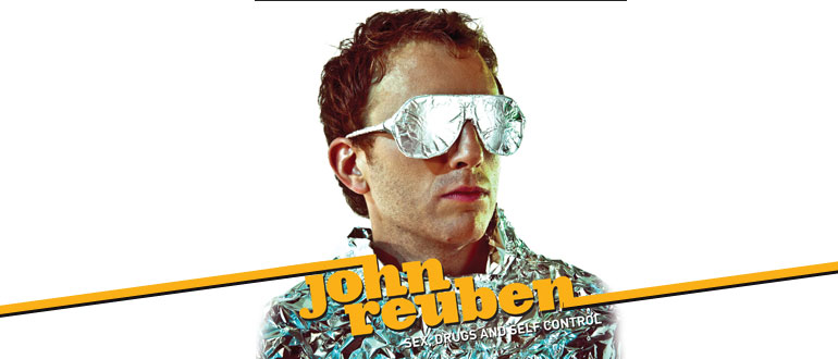 John Reuben concert
