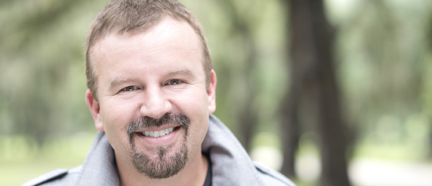 Mark Hall of Casting Crowns