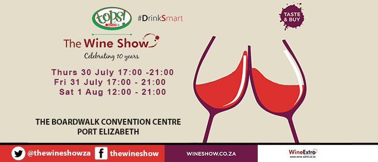 TOPS at SPAR Wine Show - Port Elizabeth | Port Elizabeth, EC ...