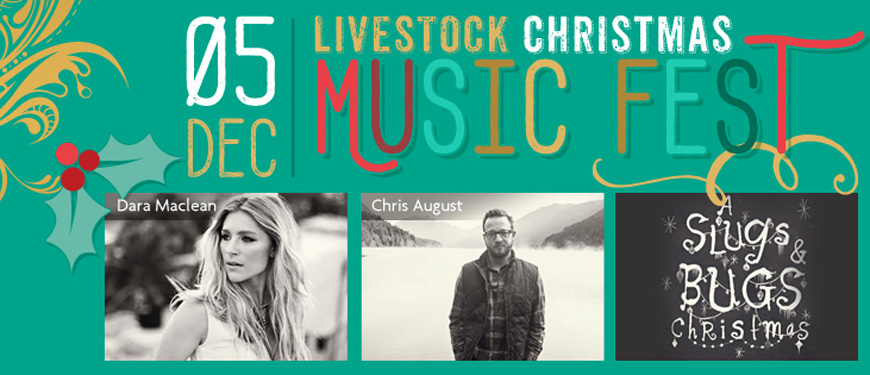 Christmas Music In August.Tickets Livestock Christmas Music Fest In North Mankato