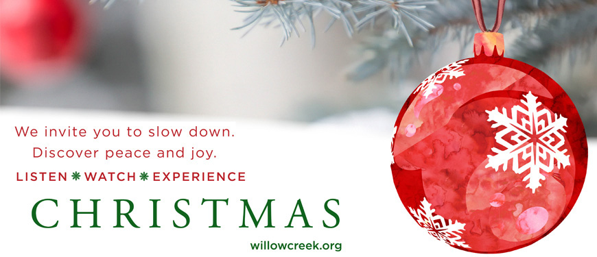 seating chart - Christmas At Willow Creek
