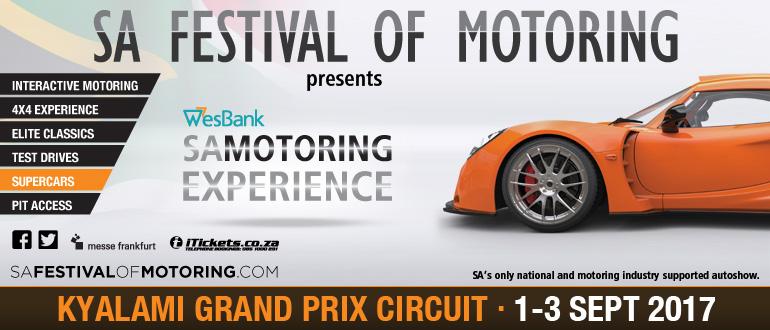 sa motoring experience tickets fri sep 1 2017 at 12 00 am in