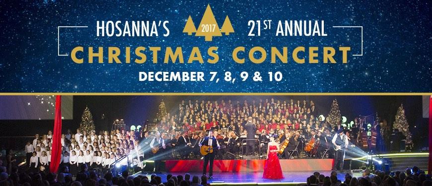Hosanna Christmas Concert 2019 Tickets | Hosanna! Christmas Concert in Lakeville, MN | iTickets