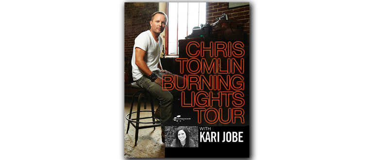 Chris Tomlin Burning Lights Tour