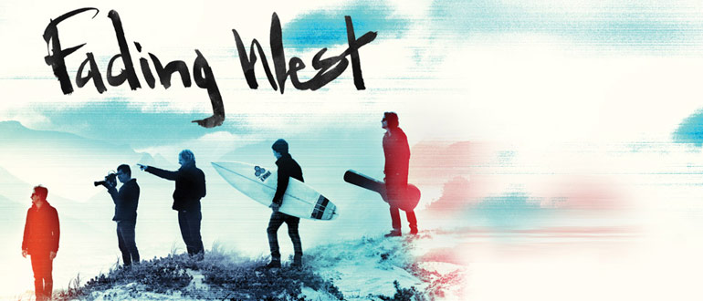Hurley presents Switchfoot - Fading West Tour