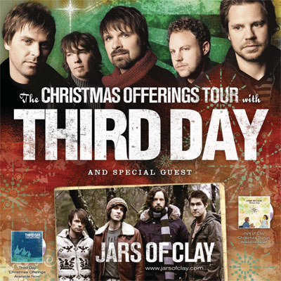Third Day, Jars of Clay